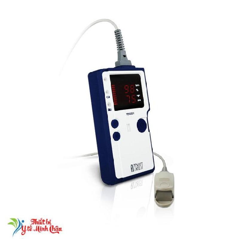 Máy đo nồng độ oxy bão hòa và nhịp tim Uright (SPO2) TD8201 bán chạy