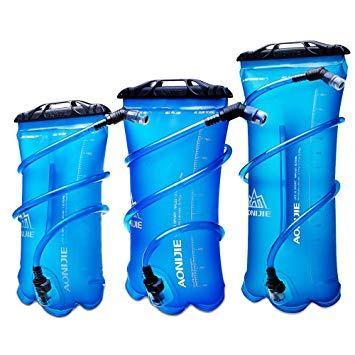 Túi Nước Thể Thao Túi nước chạy bộ Mềm Ấm Đi Bộ Thể thao ĐI xe đạp AONIJIE SD16 1500 ml