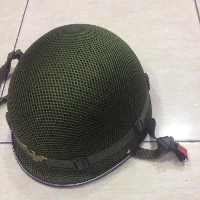 Nón bảo hiểm lính