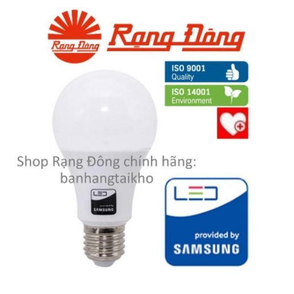 Bảng giá Bóng Đèn Led Bulb 7W Rạng Đông - Samsung Chipled