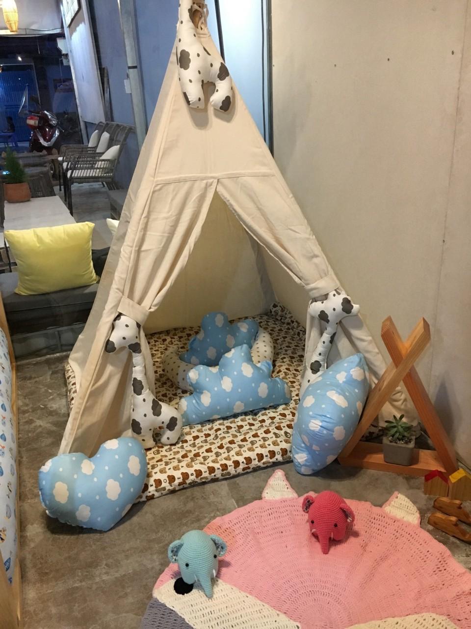 Hình ảnh Lều vải hình tháp- CLKS06