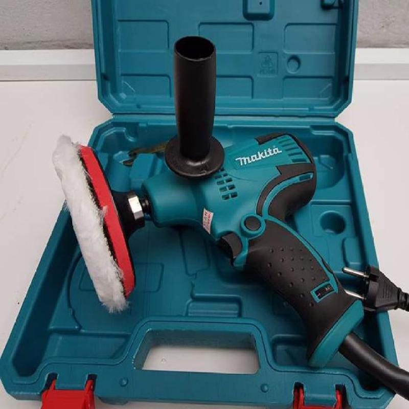 máy đánh bóng, chà nhám 600w - makita GV6010