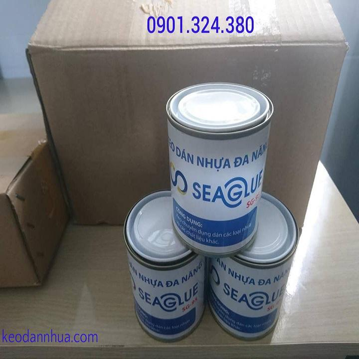 Keo Dán Nhựa Đa Năng SeaGlue Bám Dính Và Chịu Nước Tốt