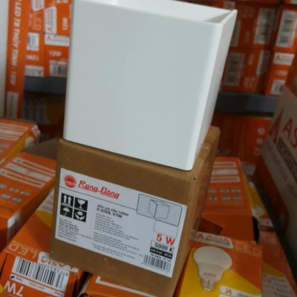 Đèn LED gắn tường Rạng Đông D GT03L V 5W