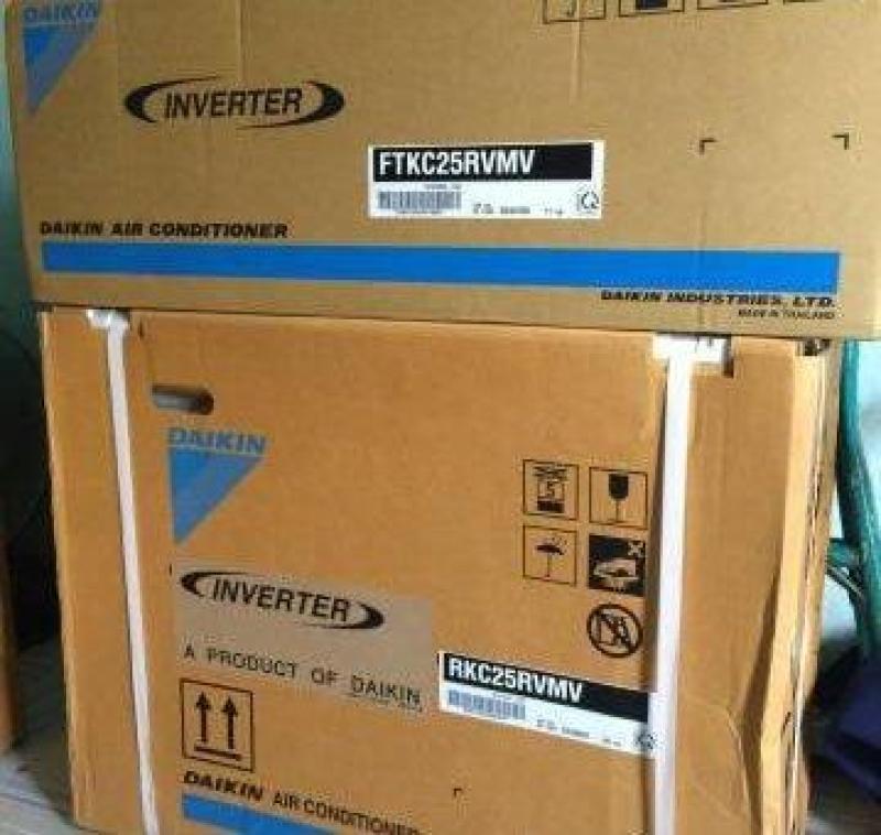 Bảng giá Máy lạnh Daikin inverter, mắt thần cảm biến FTKC25RVMV giá sốc, xả hàng !!!