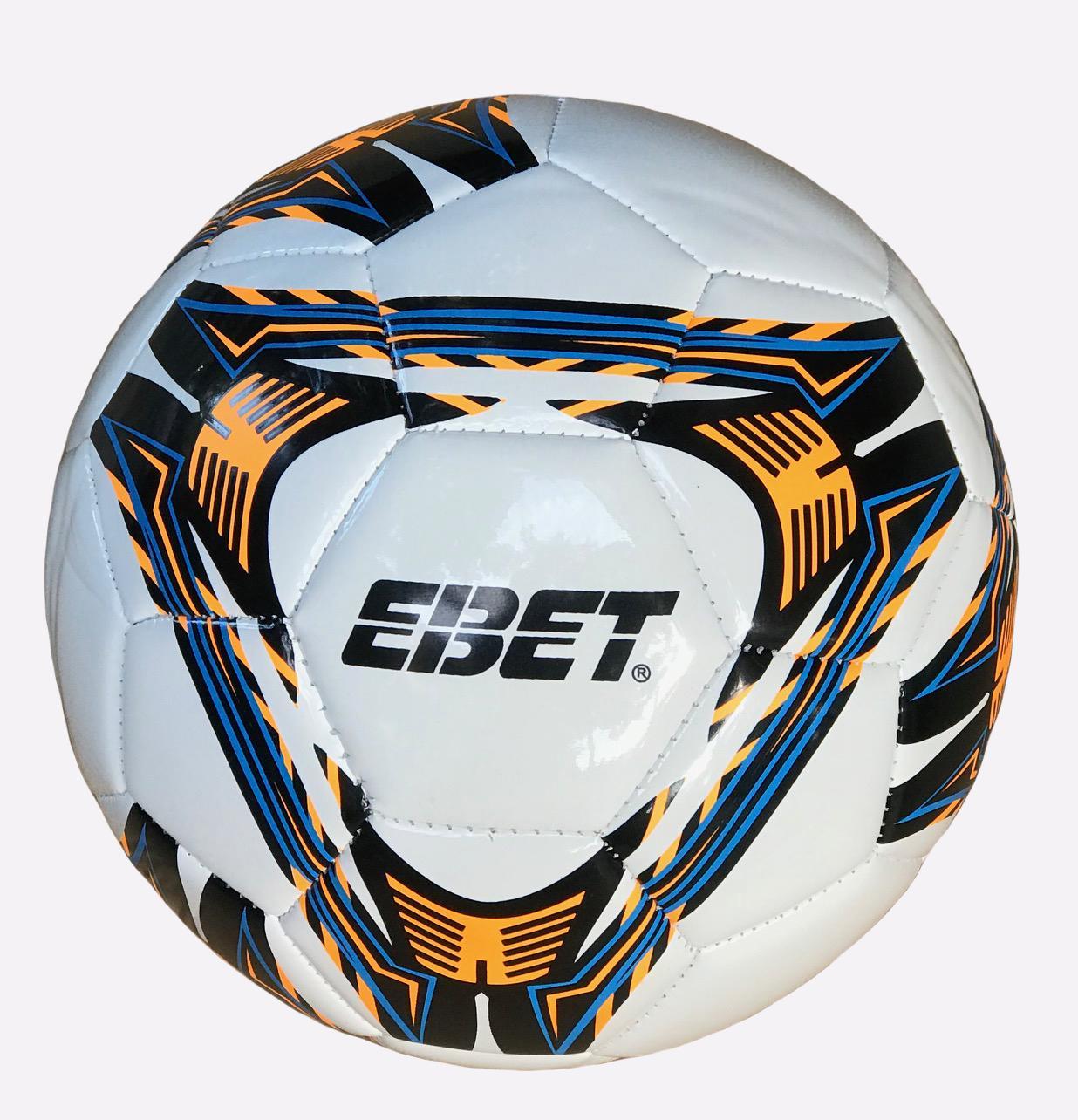 Hình ảnh Bóng đá Động Lực số 5 Hoa EBET (Hàng nhập khẩu) + Tặng kim bơm bóng