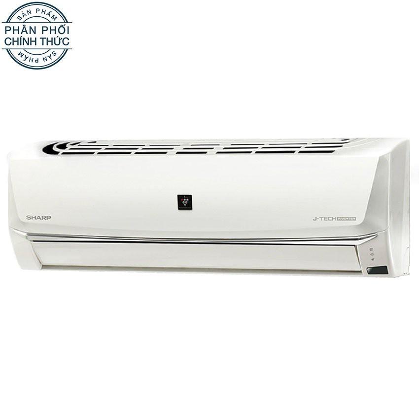 May Lạnh Inverter Sharp Ah Xp10Shw 1Hp Trắng Mới Nhất