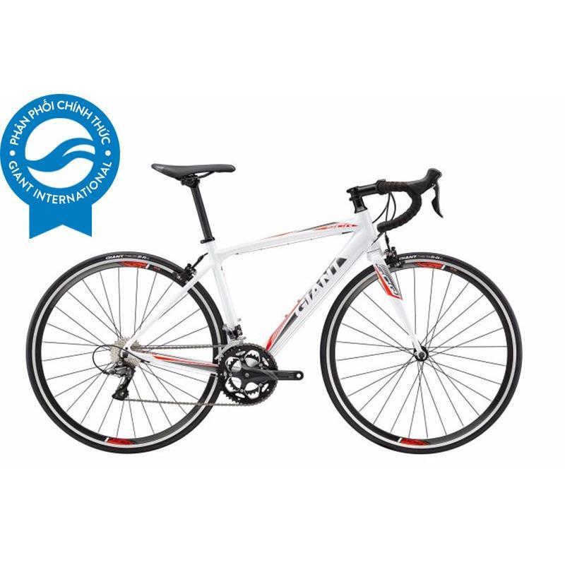 Phân phối Xe đạp đua GIANT SCR 2- Size XS (Trắng/ Đỏ)
