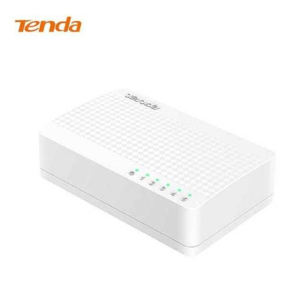 Giá Bộ chia mạng Switch 5 cổng TENDA S105 (Bảo hành 3 năm)