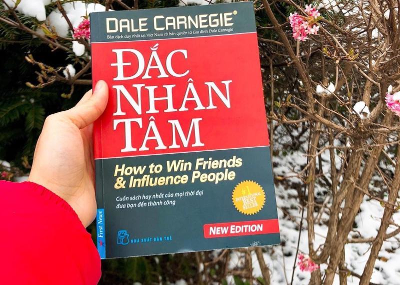 Mua Đắc Nhân Tâm - Dale Carnegie, First News (Khổ Lớn)