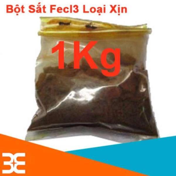 Bột sắt FeCl3 ăn mòn mạch in thủ công 1000g