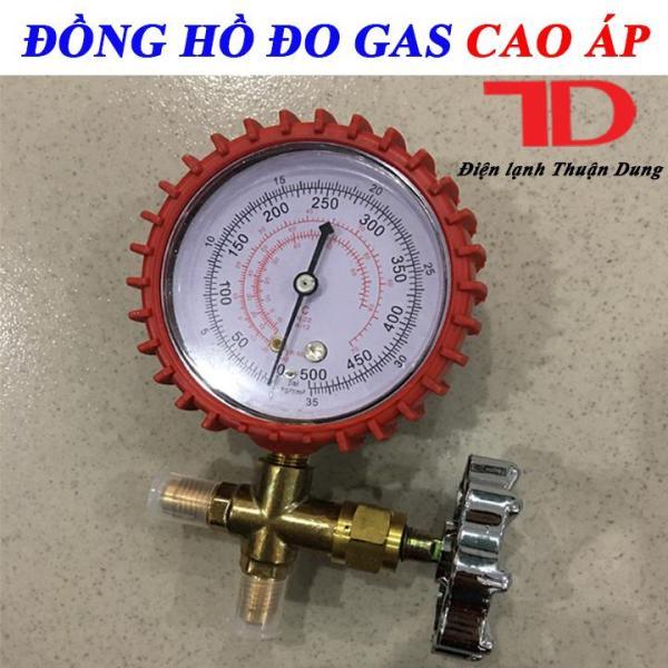 Đồng hồ đo gas đơn cao áp