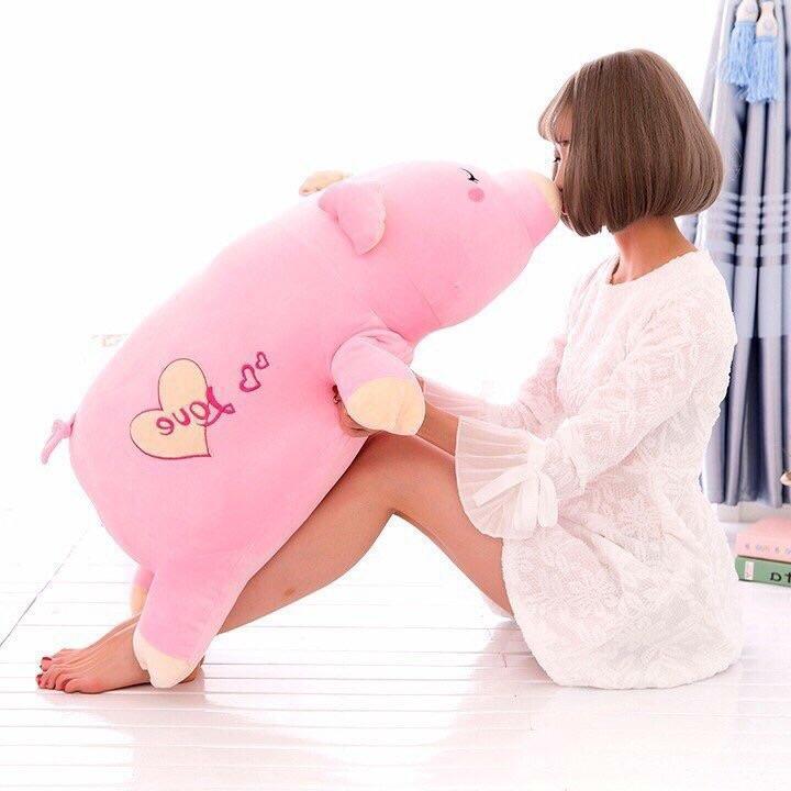 Hình ảnh Lợn bông 1m