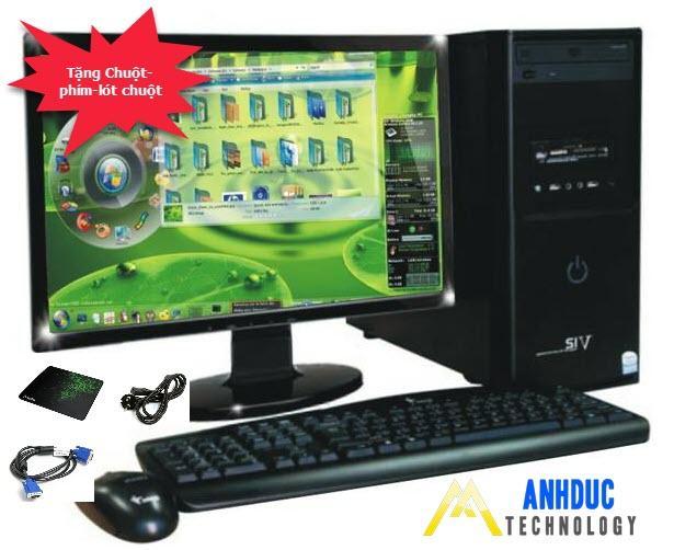 Hình ảnh Bộ máy PC ADA1L17 màn hình 17 inch Văn phòng