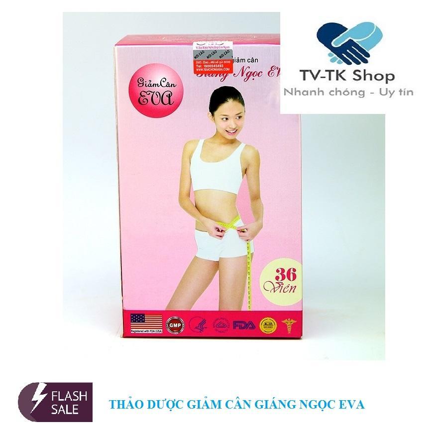 Thảo Dược Giảm Cân Giáng Ngọc Eva (Eva Body Slim) nhập khẩu