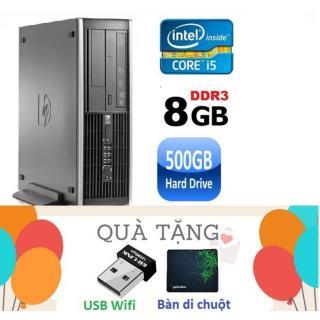 Máy tính đông bộ HP Compaq 6200 Core i5 2500 8GB RAM 500GB HDD - Hàng nhập khẩu + Tặng USB WIFI + bàn di chuột thumbnail