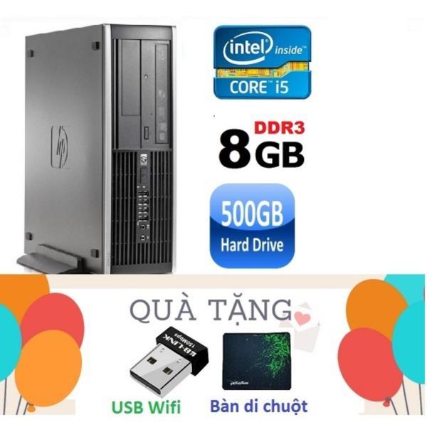 Bảng giá Máy tính đông bộ HP Compaq 6200 Core i5 2500 8GB RAM 500GB HDD - Hàng nhập khẩu + Tặng 1 bộ bàn phím chuột bàn di. Phong Vũ