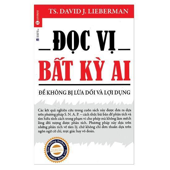 Sách- Đọc Vị Bất Kỳ Ai