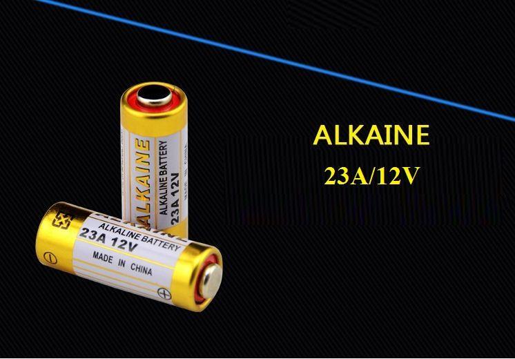 Giá Bộ 2 pin ALKALINE cao cấp tuổi thọ cao 23A 12V cho cửa cuốn ,chuông cửa, điều khiển từ xa sóng radio RF,bút trình chiếu...