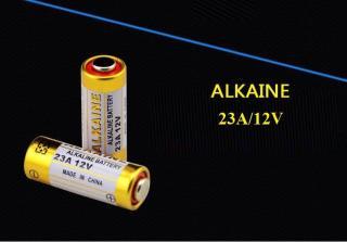 Bộ 2 pin ALKALINE cao cấp tuổi thọ cao 23A 12V cho cửa cuốn ,chuông cửa, điều khiển từ xa sóng radio RF,bút trình chiếu... thumbnail