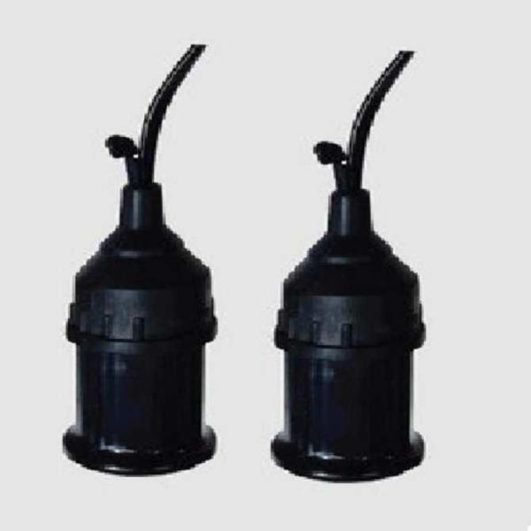 Bảng giá Bộ 2 đuôi treo bóng đèn E27 kín nước cao cấp - Điện Việt