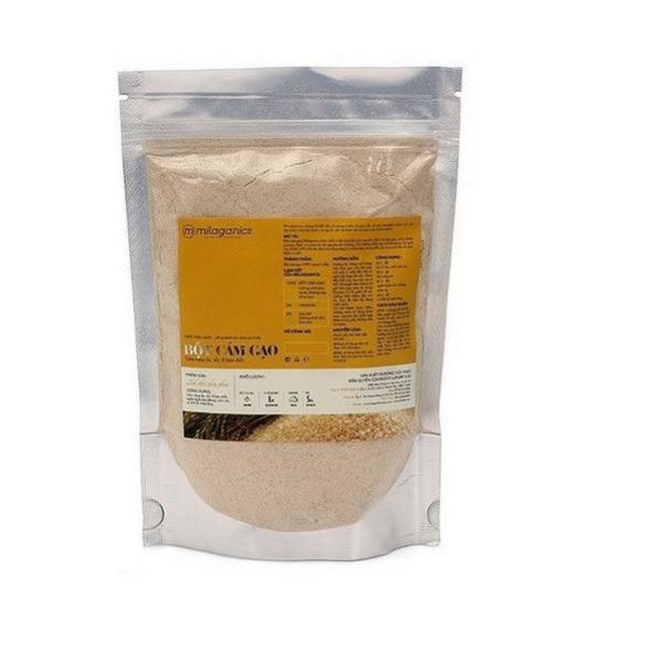 Bột cám gạo Milaganics 100g tốt nhất