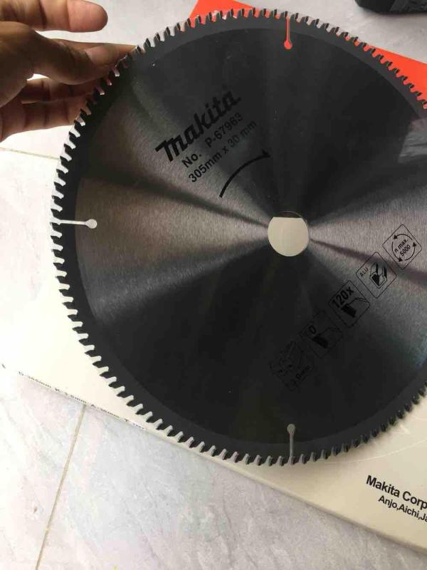 Lưỡi cắt nhôm makita 305mm