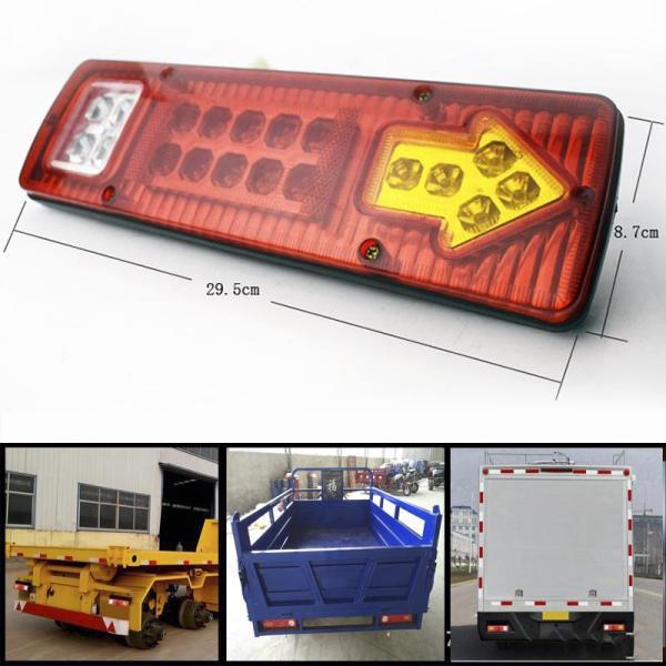 Đèn hậu, đèn đuôi cho xe ba gác, xe tải ( 1 cái )