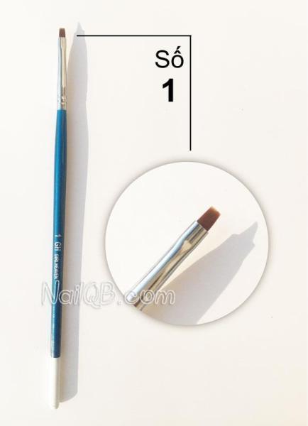 Cọ bản vẽ móng cán xanh (số 1, 2, 3) giá rẻ