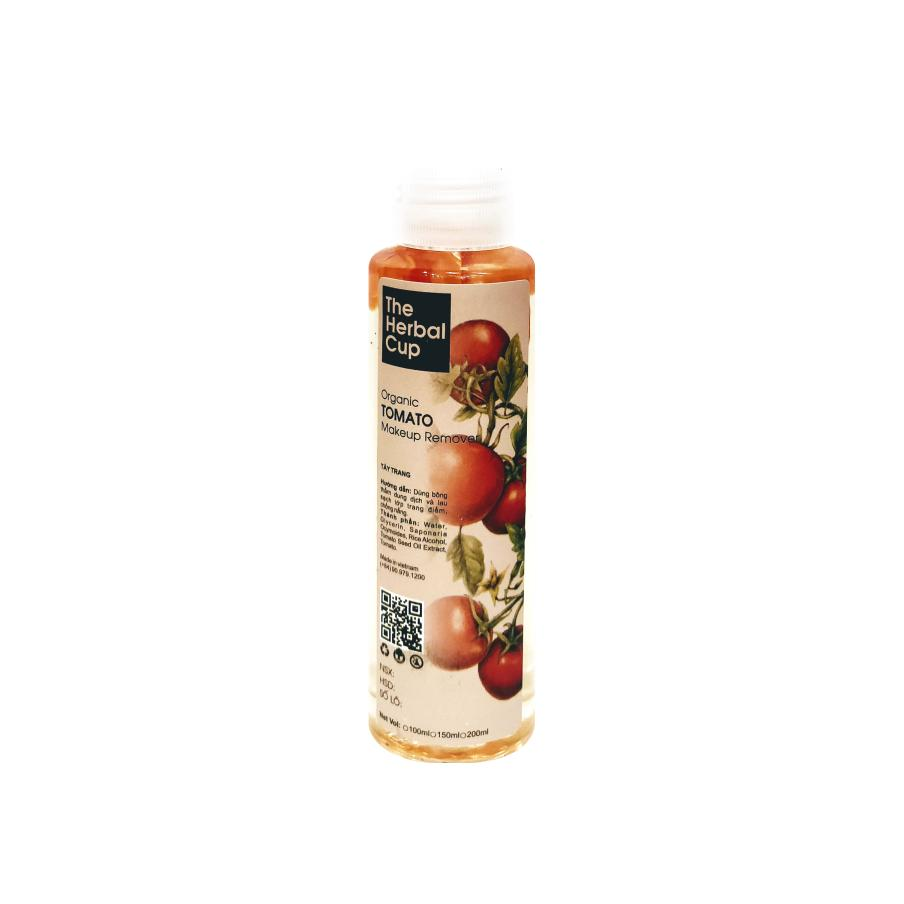 Giá Bán Dầu Tẩy Trang Ca Chua Theherbalcup Organic Tomato Oil Cleanser 100Ml Rẻ
