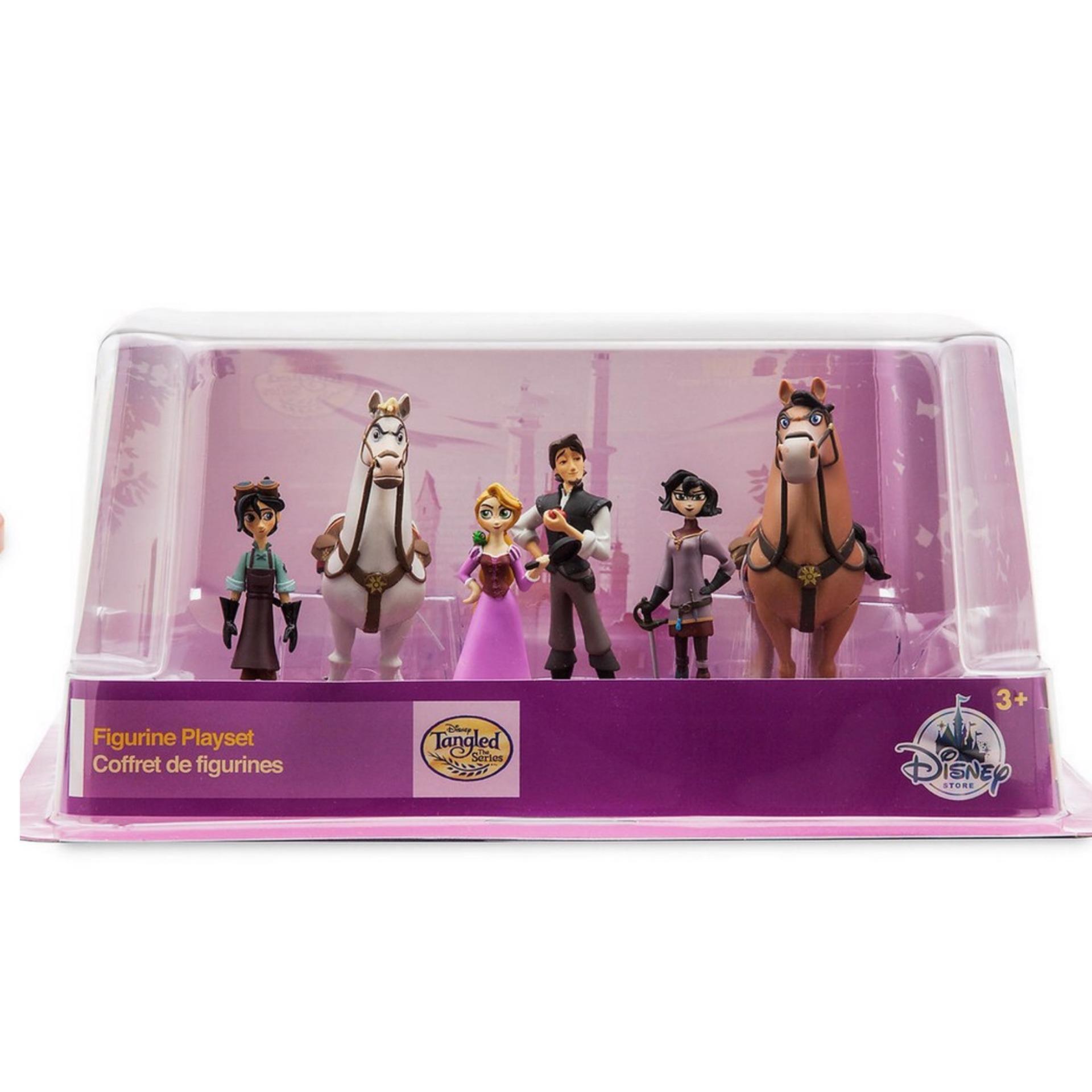 DISNEY - Tangled: The Series Figure Play Set - 6107000440549P Đang Trong Dịp Khuyến Mãi