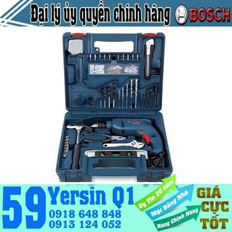 Máy khoan động lực 100 món Bosch GSB 550