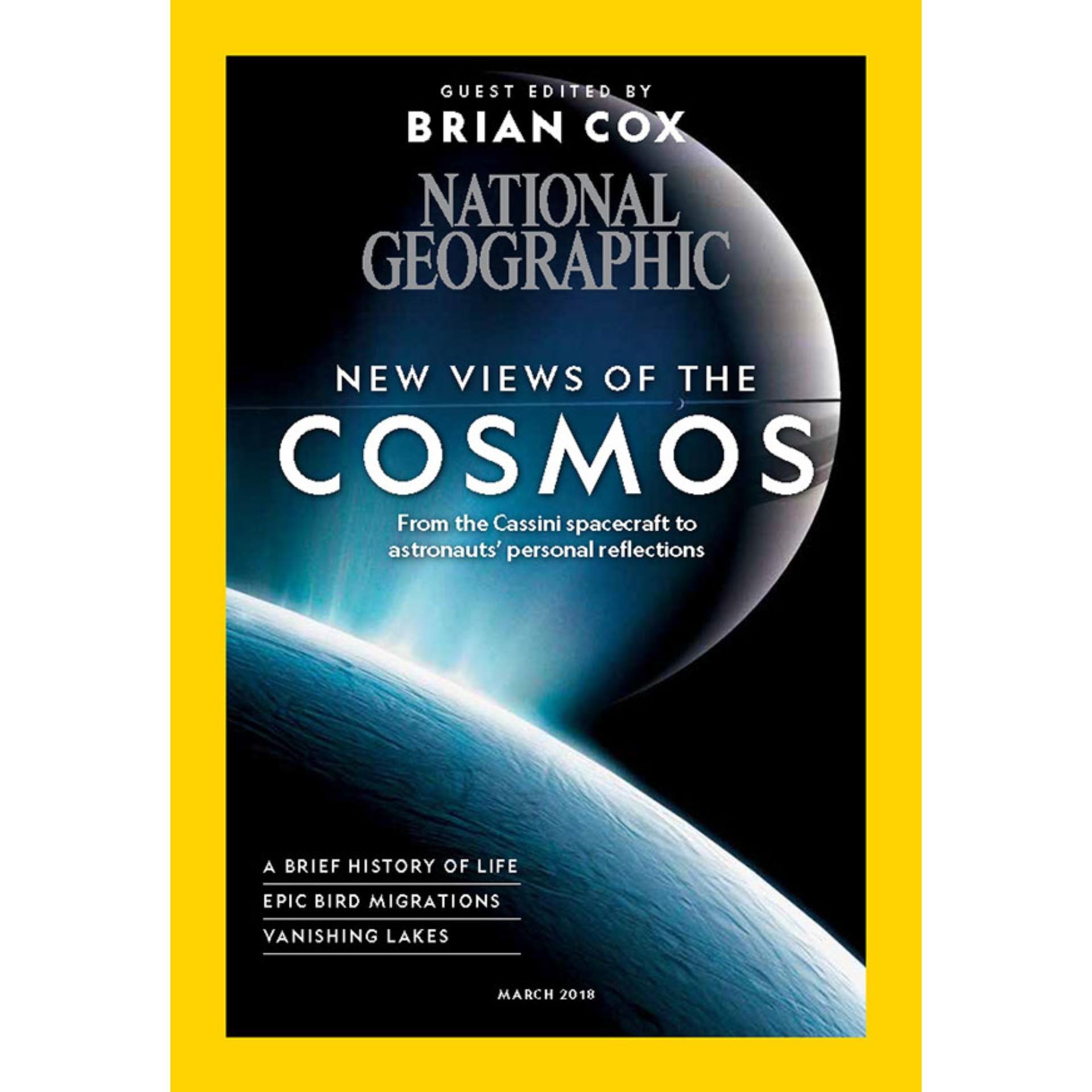 Tạp Chi National Geographic March 2018 Nhà Sách Pasteur Chiết Khấu 40