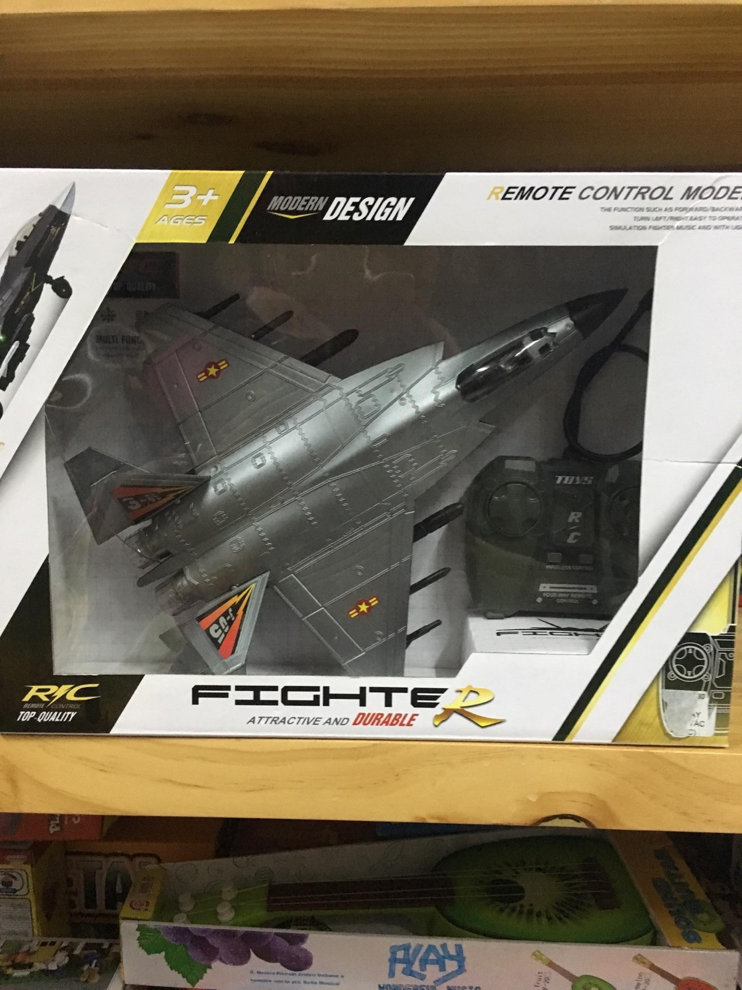 Hình ảnh Bộ máy bay quân sự điều khiển R/C ( chạy )