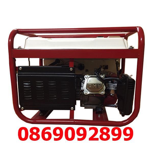 Máy phát điện Honda SH 4500 CX BXD 3,2KW xăng đề
