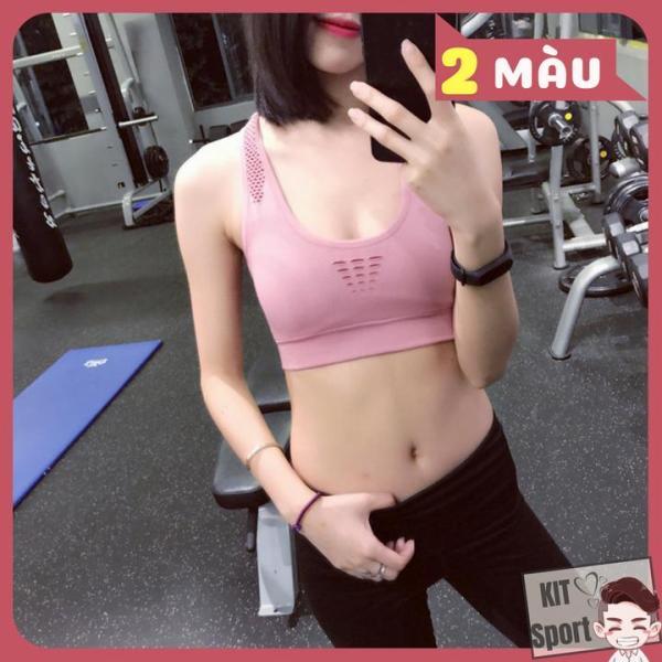 Áo Bra lót ngực thể thao nữ Optipus - Cửa hàng nhập khẩu KIT Sport - Hàng nội địa Trung(đồ tập quần áo gym,mẫu áo trong, thể dục,thể hình, Yoga, Aerobic,Zumba Fitness)