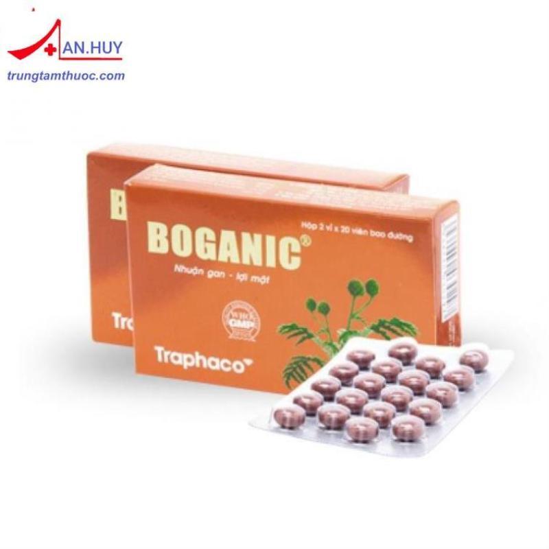 Viên uống Boganic (100 viên bao phim)
