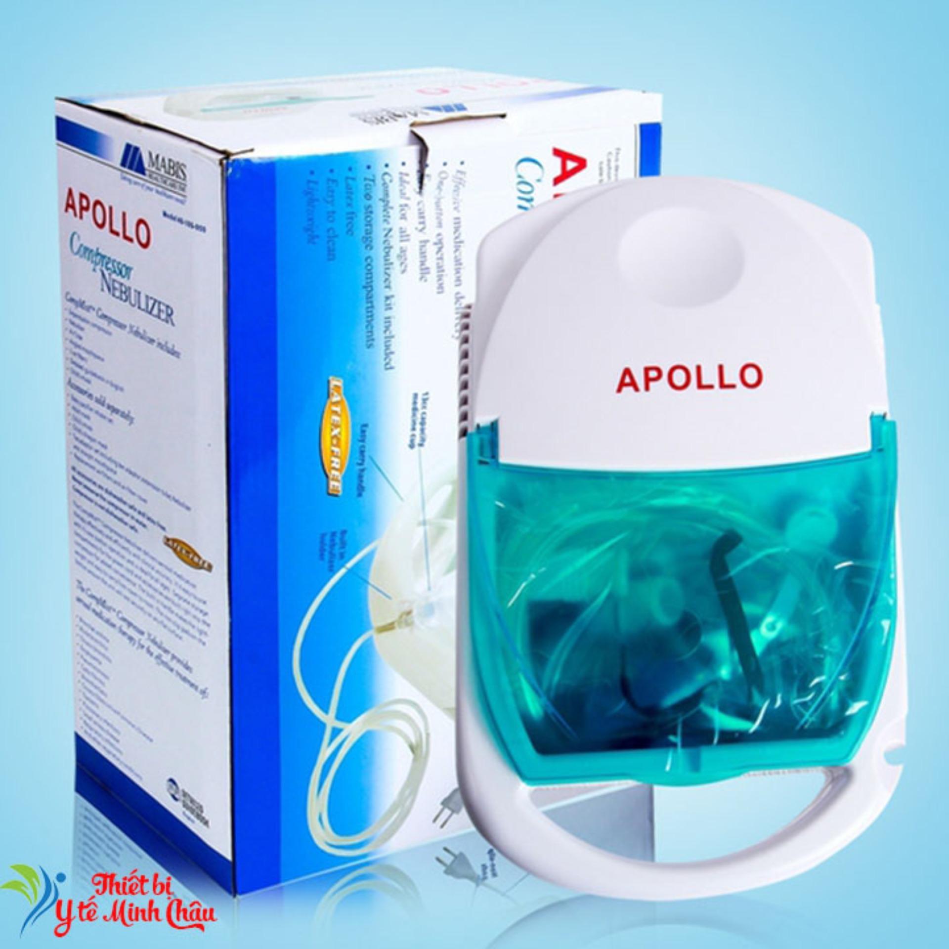 Máy xông mũi họng Apolo nhập khẩu