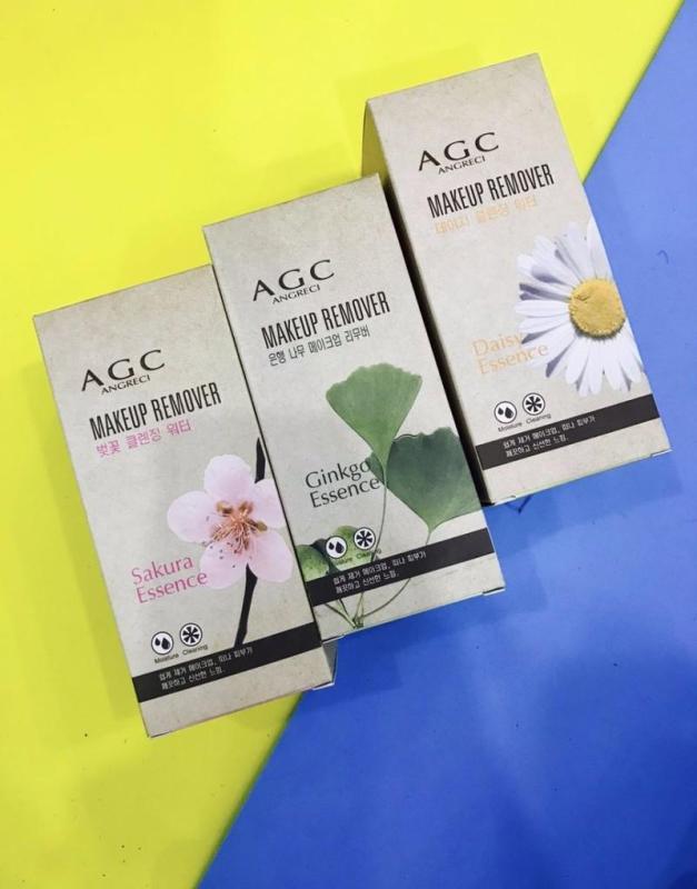 Nước Tẩy Trang Thực Vật AGC Hàn Quốc