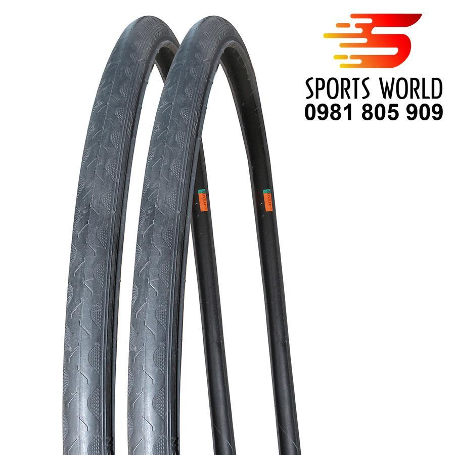 Cặp 2 vỏ xe đạp 700x20C DELI-TIRE S-601 ||| SPORTS WORLD Shop: Vỏ xe đạp, lốp xe đạp, săm xe đạp, ruột xe đạp, phụ kiện xe đạp, phụ tùng xe đạp