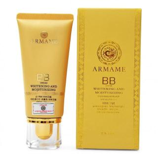 Kem nền Armame BB Cream Whitening And Moisturizing Ha n quô c 45ml (Hô p va ng) thumbnail