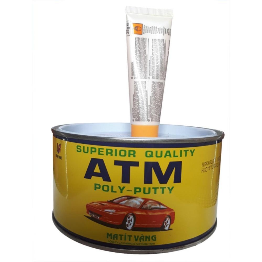 Bột trét đa năng Matit vàng ATM cao cấp - BetterLife