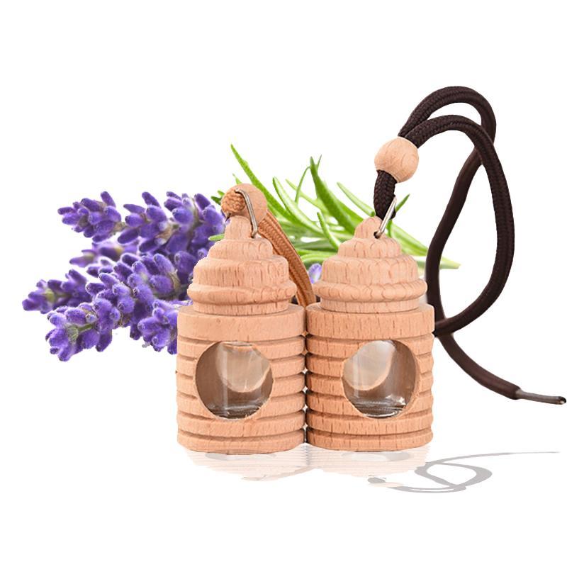 Bộ khuếch tán treo xe tinh dầu Lavender Avenus lọc không khí 5ml