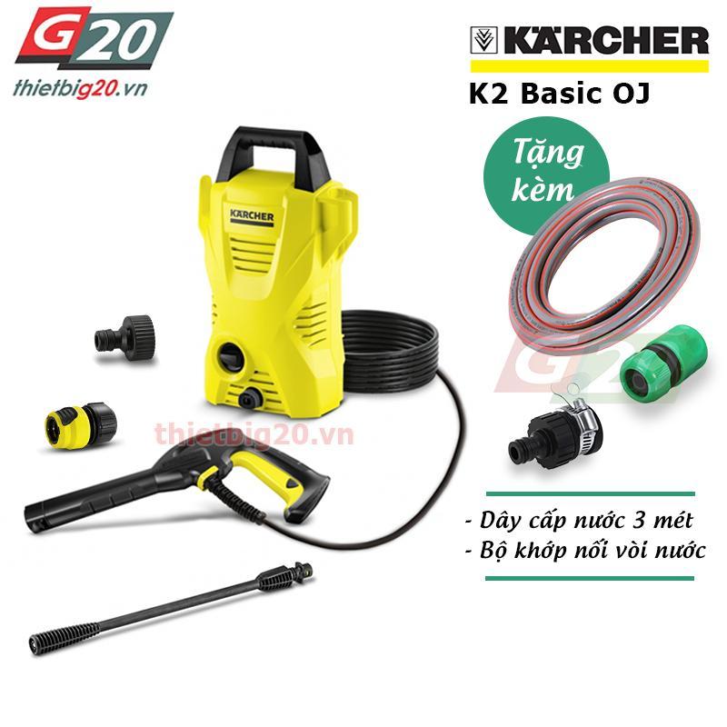 Cửa Hàng May Rửa Xe Mini Gia Đinh Karcher K2 Basic Oj Eu Karcher Trong Vietnam