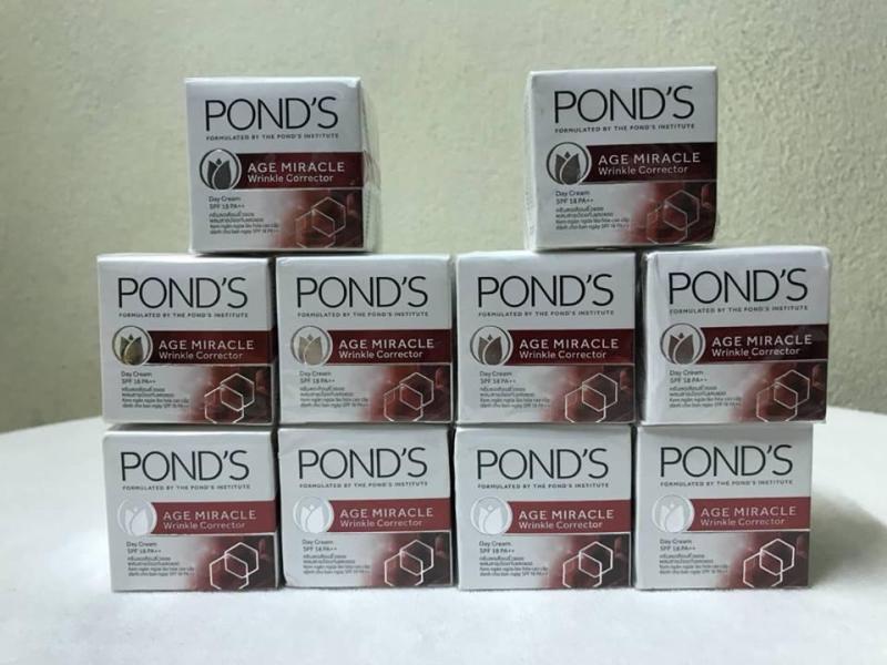 (Au) Combo 20 hộp kem ngăn ngừa lão hoá ponds 10g + Tặng 1 hộp cùng loại