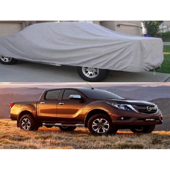 Bạt phủ xe hơi, ô tô, dành cho xe bán tải, xe 7 chỗ (580*175*120cm)