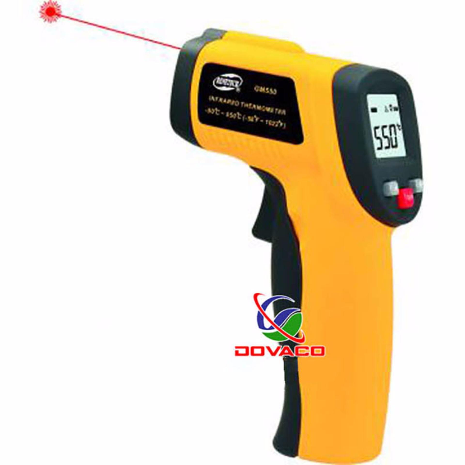 Thiết bị đo nhiệt độ BENETECH GM-550