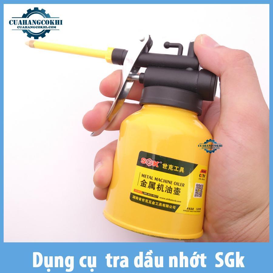 Dụng cụ tra dầu mỡ 250ml