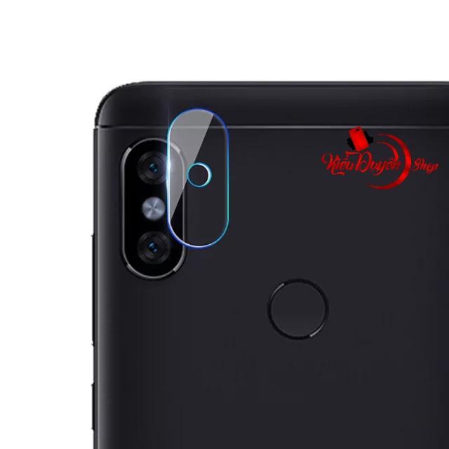 Dán cường lực Camera Xiaomi Redmi Note 5,Redmi Note 5 Pro