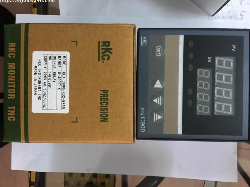 Bộ điều khiển nhiệt độ RKC C900 mặt 96x96 92x92 ssr